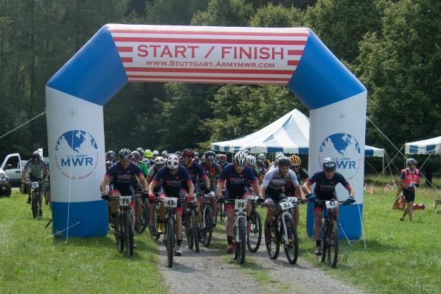 The Beast - Mountain Bike Race 2016